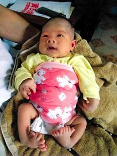 bayi 16 jari