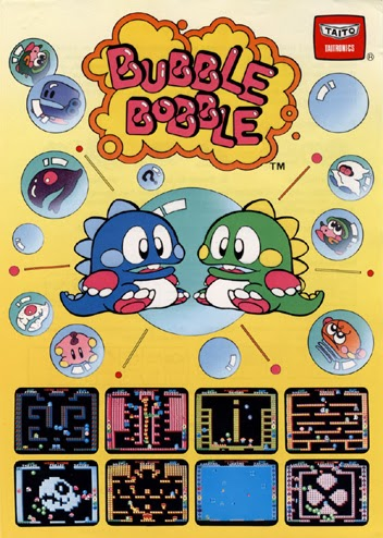 Bubble Bobble Bubble+Bobble