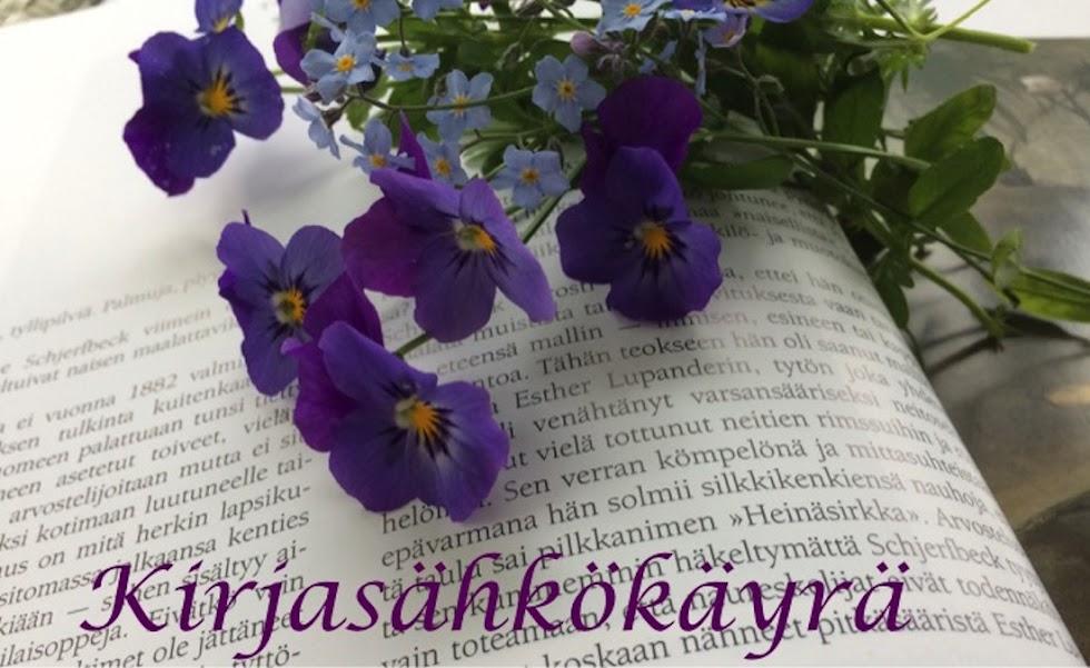 Kirjasähkökäyrä