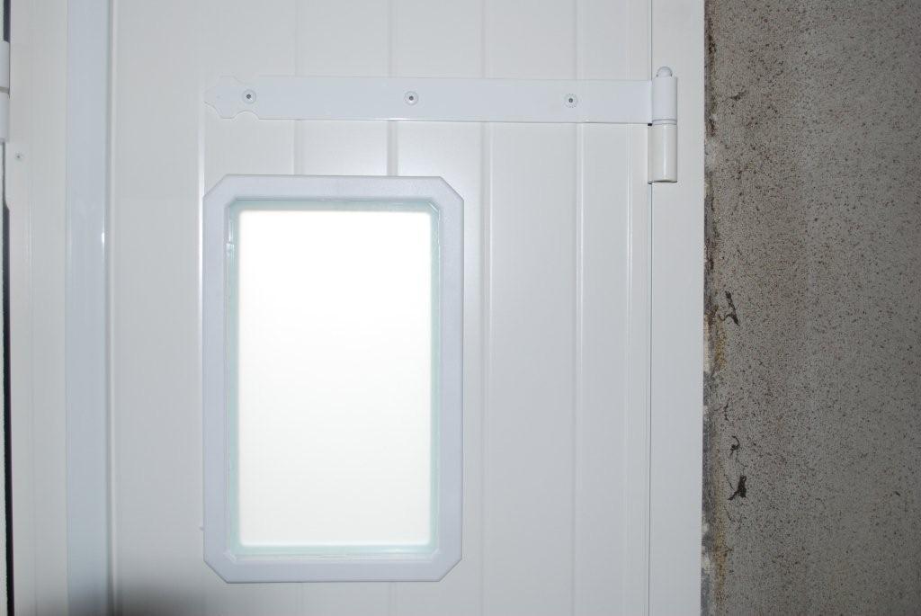 Jpv amenagement le journal porte de garage 4 for Porte de garage icare