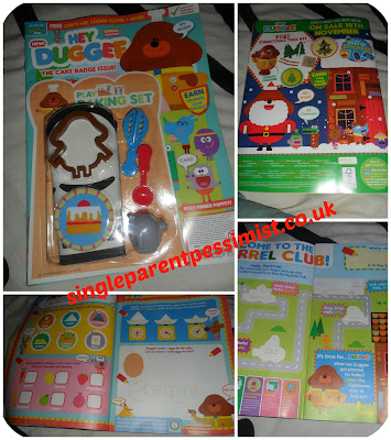 CBeebies Hey Duggee Magazine Review