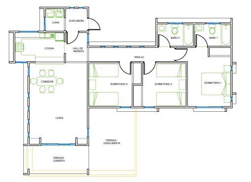 Planos de casas modelos y dise os de casas julio 2012 for Planos para mi casa