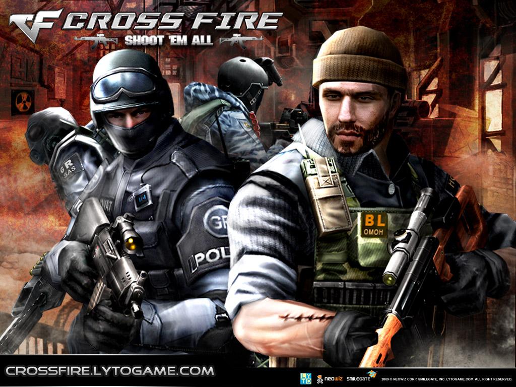 CrossFire AL FPS online