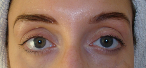 Eyebrow Tint and Shape - How To Do It Yourself - I Heart Cosmetics