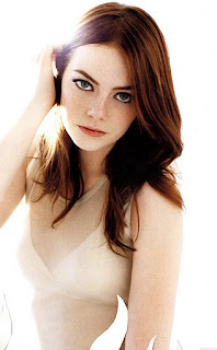 Beautiful Emma Stone Hot model HD desktop wallpapers