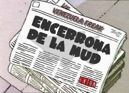 Viñeta Front Pages cómics - MUD