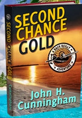 SECOND CHANCE GOLD by John H. Cunningham