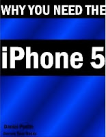 Why You NEED the Apple iPhone 5 - Borrow Time Books
