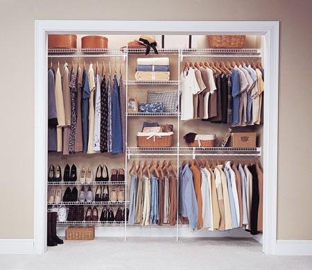 Dise o closets para dormitorios decorar tu habitaci n for Ideas de closets