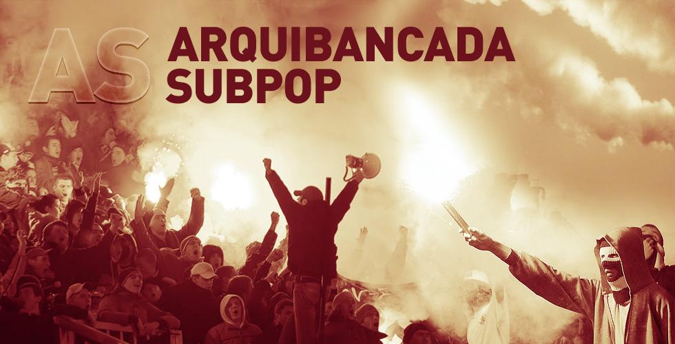 Arquibancada Subpop