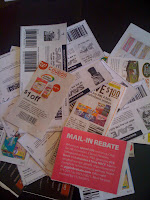 Couponing coupons