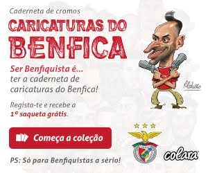 Caderneta do Benfica