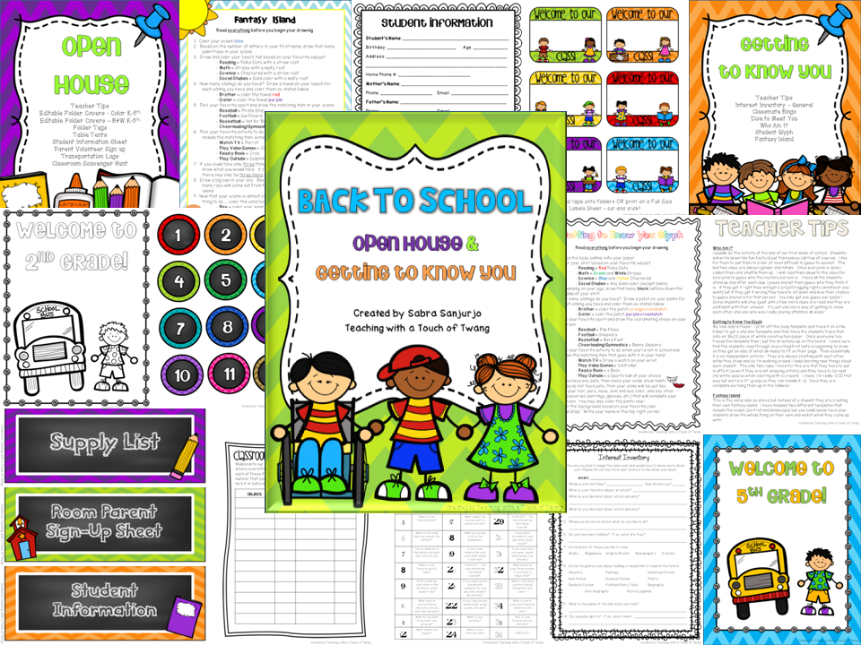 http://www.teacherspayteachers.com/Product/Editable-Back-to-School-Packet-Open-House-Getting-to-Know-You-792139