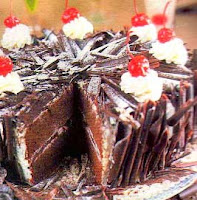 Resep Black forest