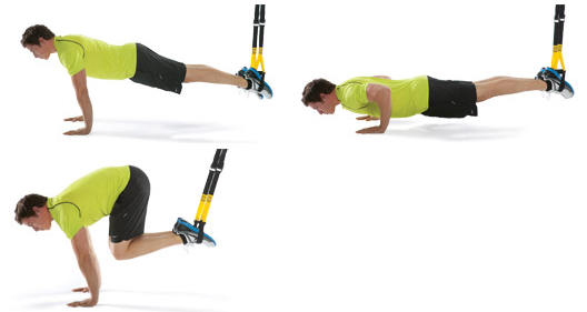 Firm Fitness Trainer: TRX