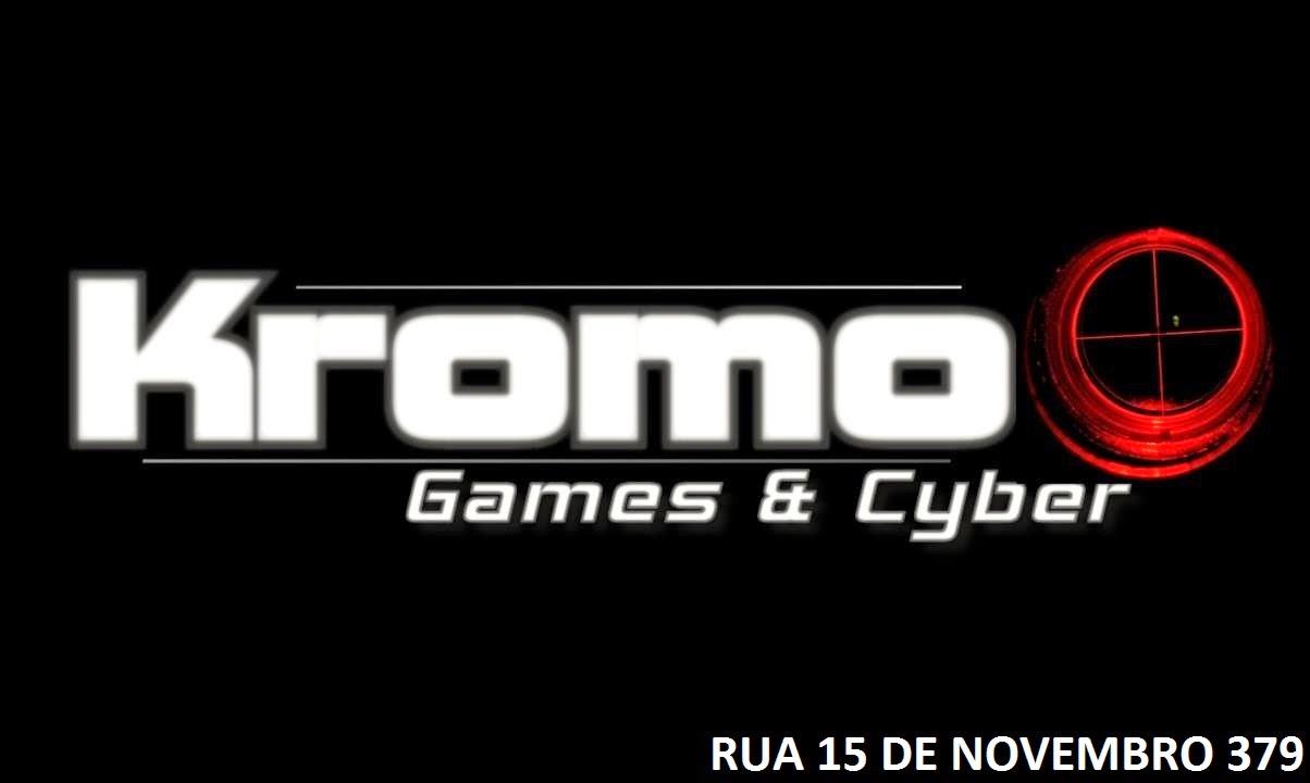 KROMO GAMES & CYBER