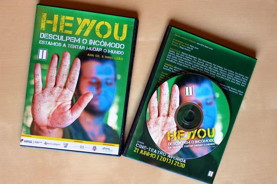 Projeto HEY YOU!