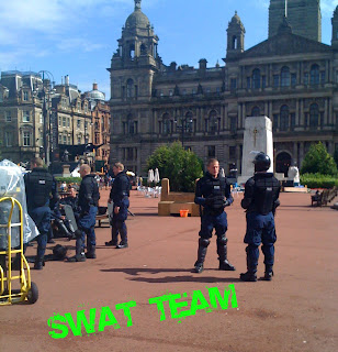 world war z glasgow brad pitt