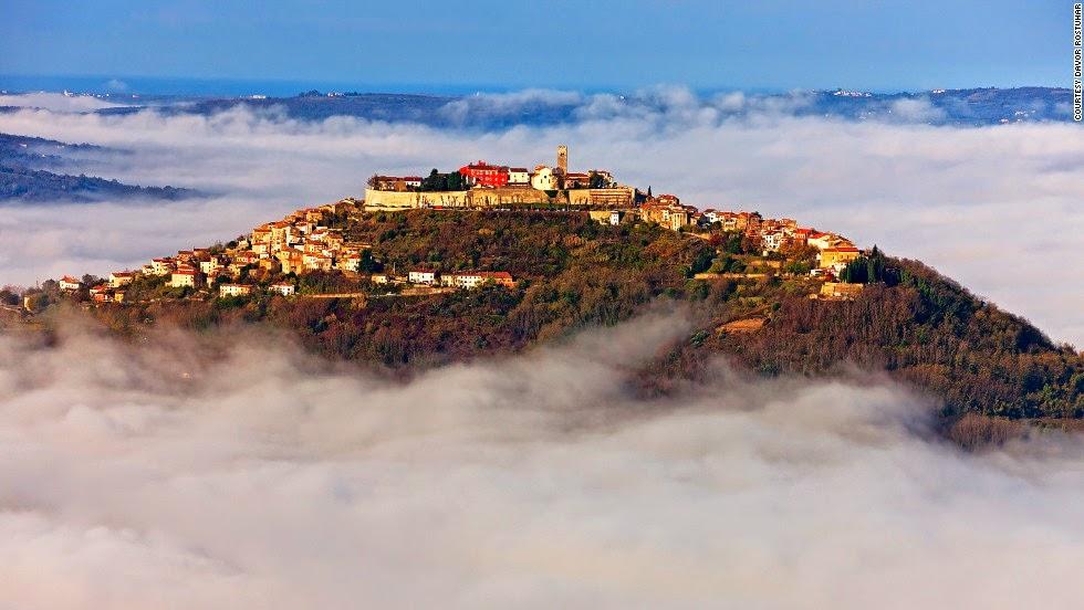 Motovun-Montona, Istria