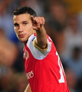 El Arsenal le puso precio a Van Persie