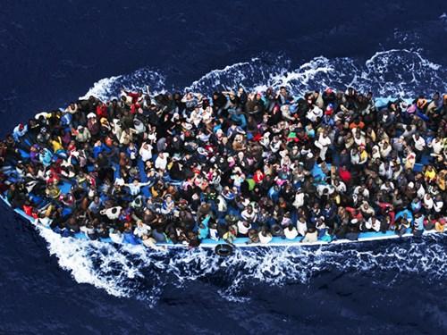 Không ai khác ngoài Mỹ, mới là nguyên nhân chính  gây ra cuộc khủng hoảng di cư đang nhấn chìm châu Âu