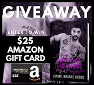 Lethal Temptations Release Giveaway
