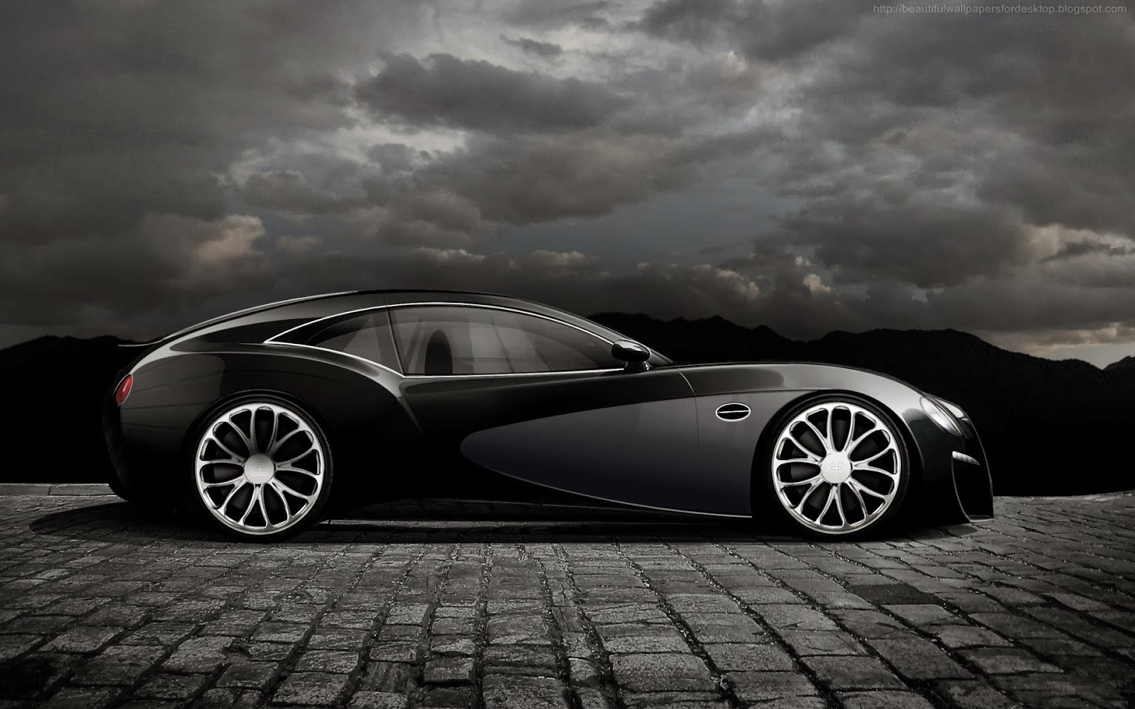 beautiful black cars wallpapers desktop - new auto wallpapers