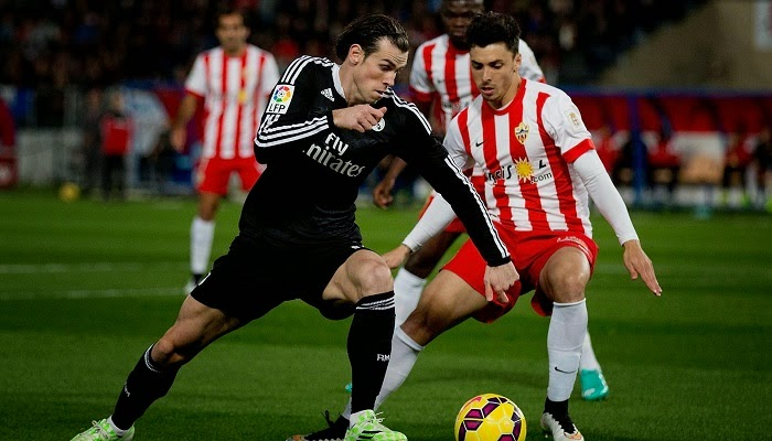 Real Madrid vs Almeria en vivo