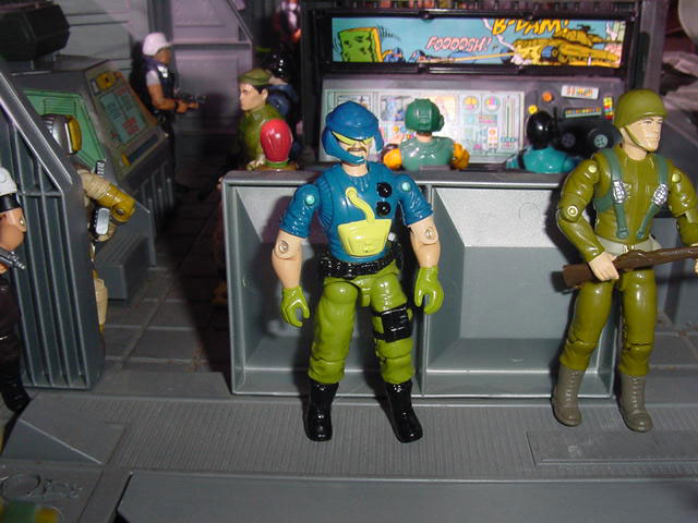 1994 Dial Tone, Joseph Colton, Action Soldier, 2000 Law, 1989 Scoop, 1990 Sky Patrol Airwave