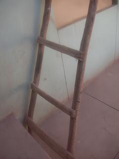 Decoraciones manualidades en madera como hacer una escalera de madera sencilla - Hacer escalera de madera ...