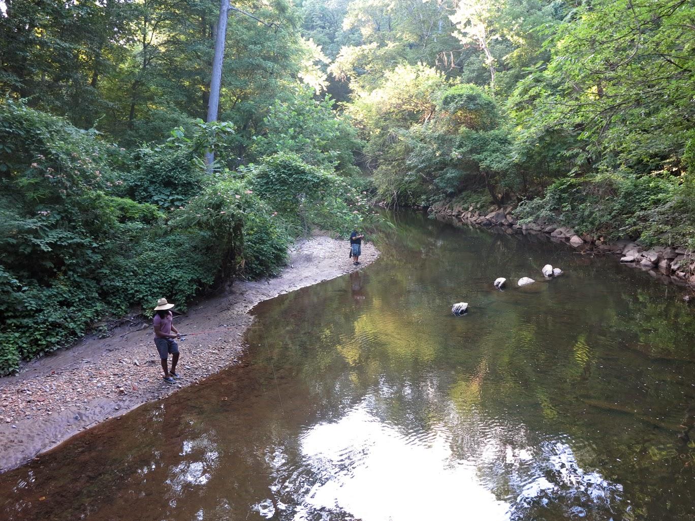 gwadzilla rock creek park a national park and the backyard to