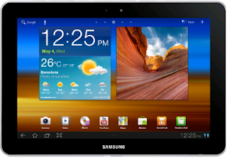 Android 4.0 Ice Cream Sandwich is Coming to Samsung GALAXY Tab 8.9 WiFi Model