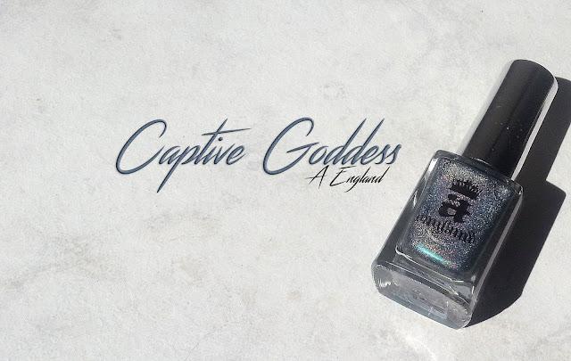 Captive Goddess / A England - Rossetti's Goddess