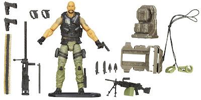 Hasbro GI Joe Retaliation Ultimate Roadblock Figure