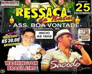 RESSACA DE NATAL