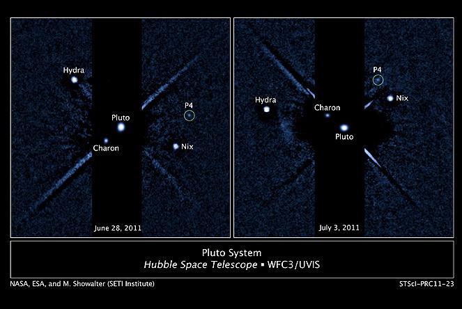 Las Ciencias Del Mundo Contemporaneo Ntas Lunas Tiene Plut