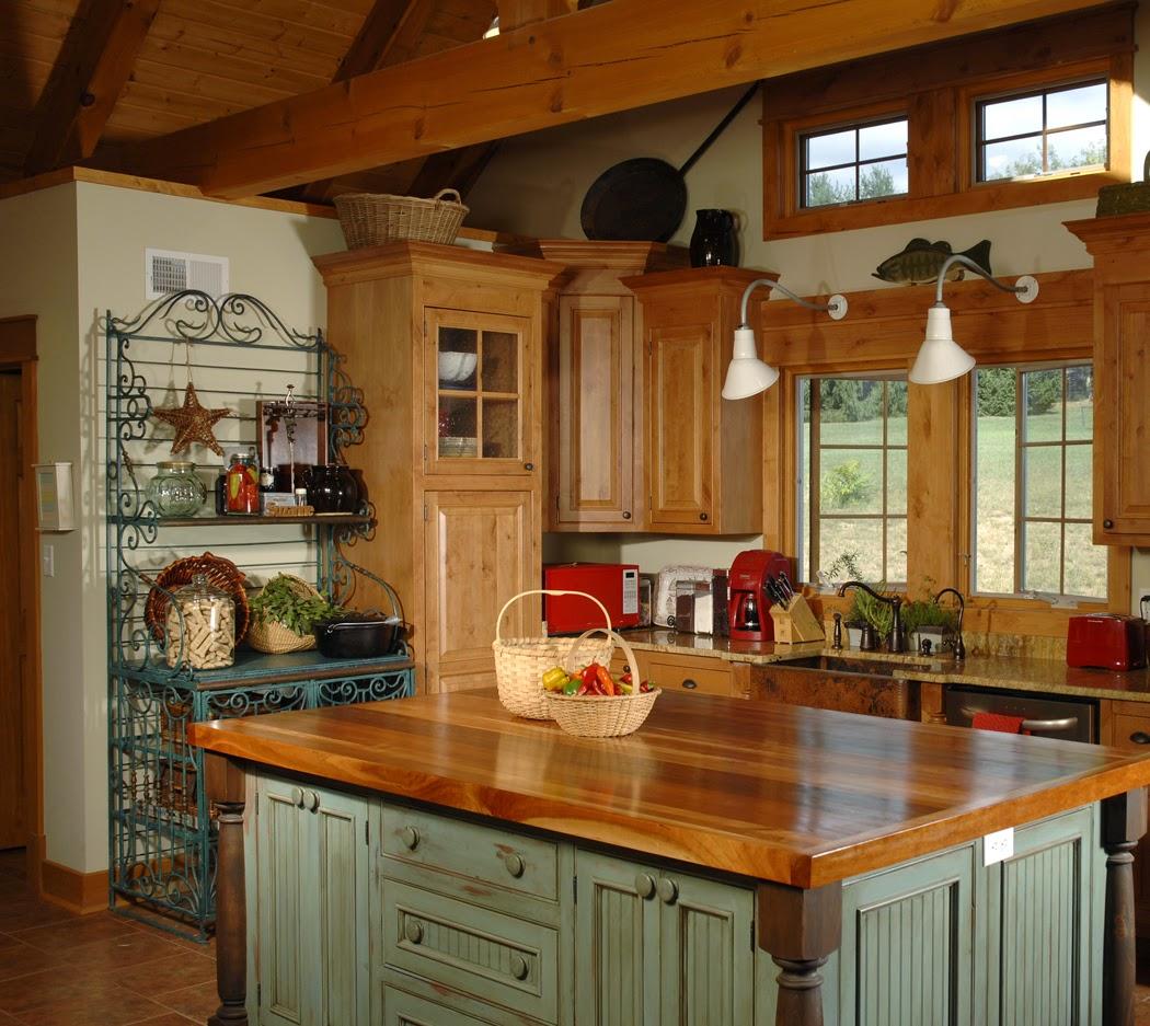 Lo stile rustico per la cucina spunti info - Cucina stile rustico ...