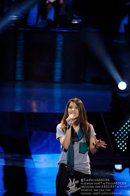 Suy Galvez sings 'What A Wonderful World' on 'The Voice PH'