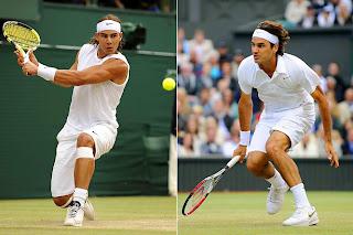tennis, Italian Open, Nadal, Federer