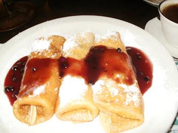 Pancake Pantry Selection