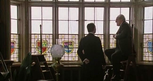 The Diogenes Club, where we first meet Mycroft Holmes