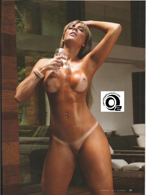 Juliana Salimeni Nua Na Playboy Confira Fotos E Making Off