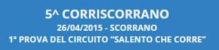 CLASSIFICA CorriScorrano 2015