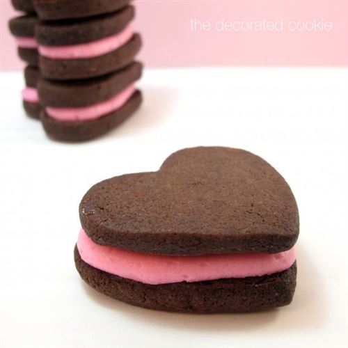 Best Valentine's Day Cookies Decorating Ideas