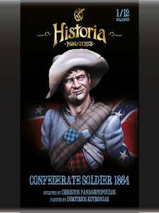 Confederate Soldier 1864