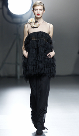 Victorio & Lucchino Cibeles Madrid Fashion Week Otoño Invierno 2011 2012