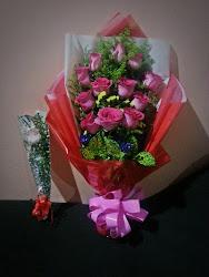 Bunga Cinta dari En Fuad Untuk Cik Awin