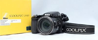 Prosumer Bekas Nikon Coolpix L840 Wifi
