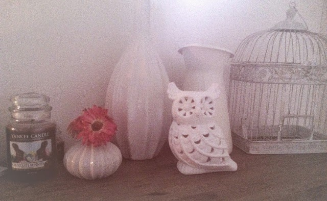 home decor, shabby chic, interior design, home, arredamento, civetta, yankee candle, gabbietta