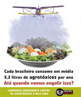Campanha Nacional Contra os Agrotóxicos – MPA